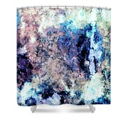 Obscured By Clouds Shower Curtain