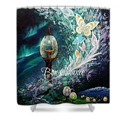 Observation Deck Shower Curtain