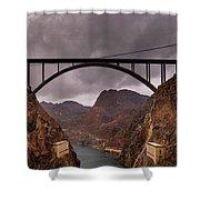 O'callaghan-pat Tillman Memorial Bridge Shower Curtain
