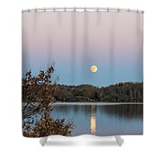Occoquan Moon Shower Curtain