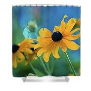 Ocealum Shower Curtain by Aimelle