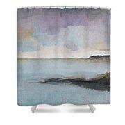 Ocean Bay Shower Curtain