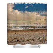 Ocean Clouds Shower Curtain