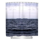 Ocean Double Shower Curtain