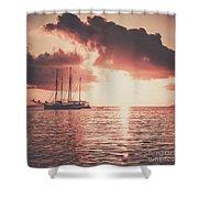 Ocean Dream Shower Curtain