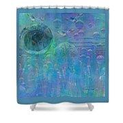Ocean Dreams Shower Curtain