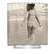 Ocean Moment Shower Curtain