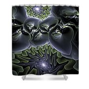 Ocean Mystery Shower Curtain