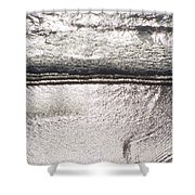 Ocean Of Light Shower Curtain