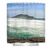 Ocean Relax Shower Curtain
