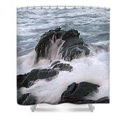 Ocean Sent Shower Curtain