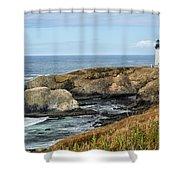Ocean Sentinel 3 Shower Curtain