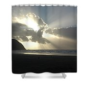 Ocean Sky Shower Curtain