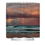 Ocean Spirit Shower Curtain