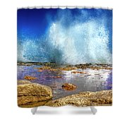 Ocean Spray Shower Curtain