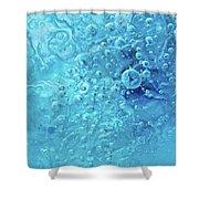 Ocean Under Shower Curtain