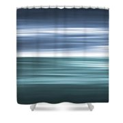 Ocean View Shower Curtain