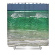 Ocean Wave 1 Shower Curtain