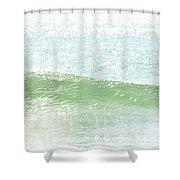 Ocean Wave 13 Shower Curtain