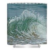 Ocean Wave 3 Shower Curtain