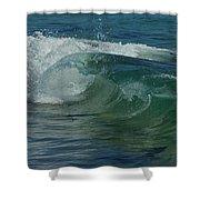Ocean Wave 5 Shower Curtain
