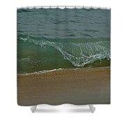 Ocean Wave Shower Curtain
