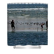 Ocean Way Shower Curtain