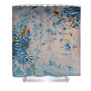 Ocean Whisper Shower Curtain