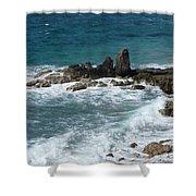 Oceanic Beauty Shower Curtain