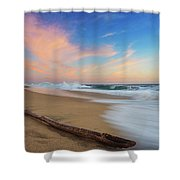 Oceano Pacifico Shower Curtain