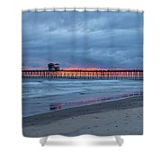 Oceanside Shower Curtain