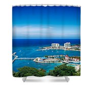 Ocho Rios Shower Curtain