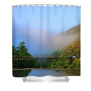 Ocoee Dam 1 Shower Curtain