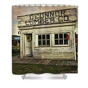 O'connor Lumber Co Shower Curtain