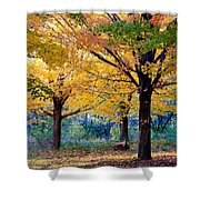 October Morning Shower Curtain
