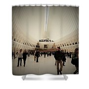 Oculus Made In New York  Shower Curtain