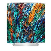 Ode To Nature 6 Shower Curtain