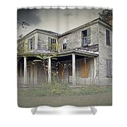 Odenton House Shower Curtain