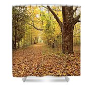 Odiorne Point State Park - Rye New Hampshire Shower Curtain