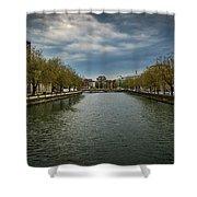 O'donovan Rossa Bridge Shower Curtain
