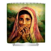 Of India Shower Curtain