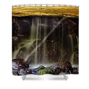 Of Light And Mist  Shower Curtain