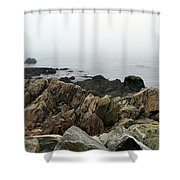 Of Nature And Beyond Shower Curtain