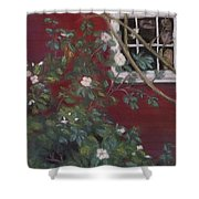 Of The Moment Shower Curtain