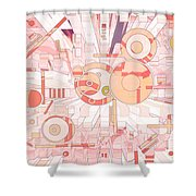 Off The Grid 35 Shower Curtain