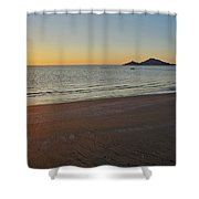 Offroad Shower Curtain