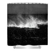 Offshore Shower Curtain