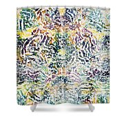 20-offspring While I Was On The Path To Perfection 20 Shower Curtain