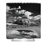 Ogmore By Sea 3 Shower Curtain