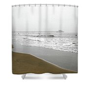 Oh Look - We Found Surfers Shower Curtain